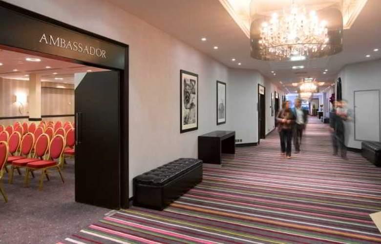 Thon Hotel Bristol Stephanie - Conference - 13