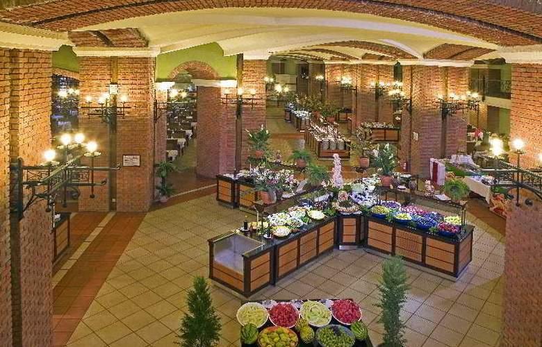 Grand Yazici Club Turban - Restaurant - 8