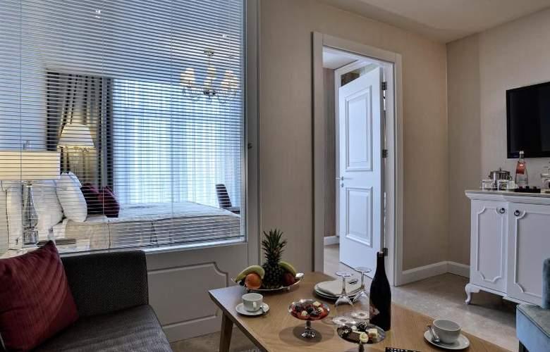 CVK Park Bosphorus Istanbul - Room - 63