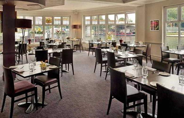 Mercure London Staines - Hotel - 9