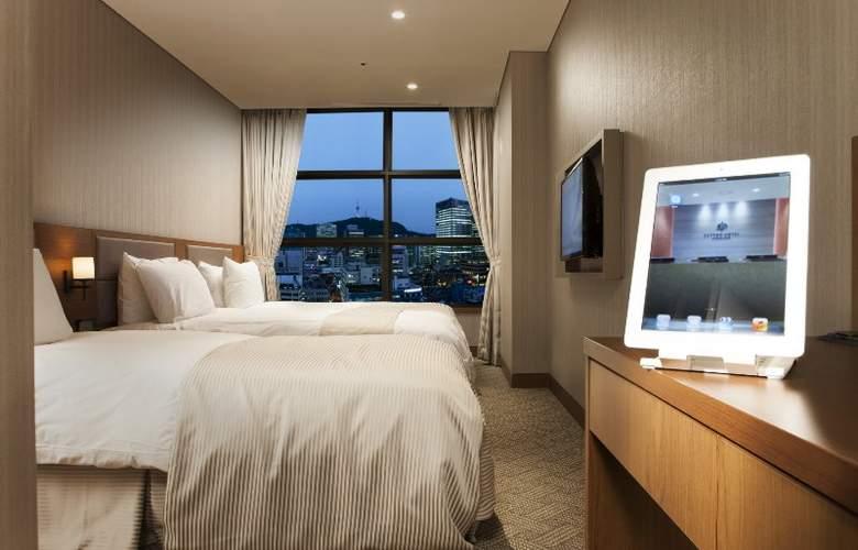 Staz Hotel Myeongdong I - Room - 4