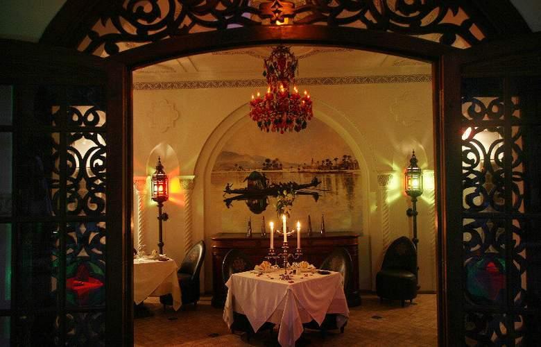 Demeures D'Orient - Restaurant - 6