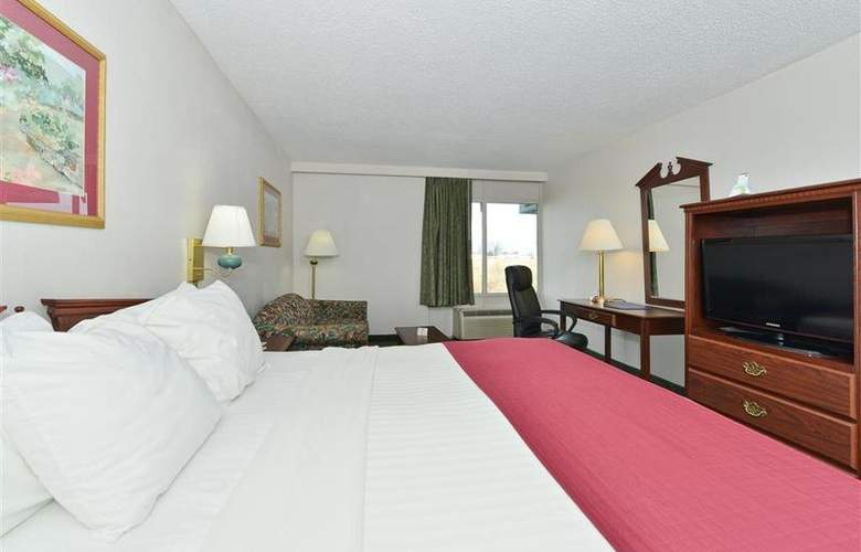 Best Western Holiday Plaza - Room - 52