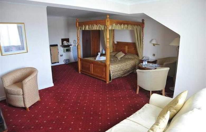Best Western Bentley Leisure Club Hotel & Spa - Hotel - 62