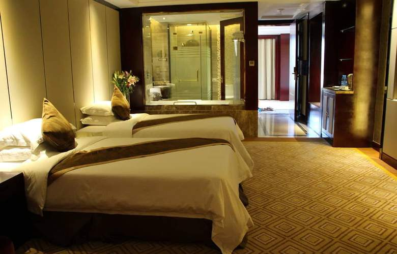 Maputo Afecc Gloria hotel - Room - 21