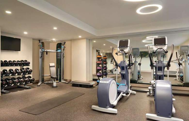Embassy Suites by Hilton NewYork Manhattan Times Square - Sport - 4