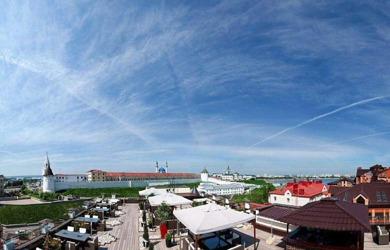 Center Hotel Kazan Kremlin - Terrace - 14