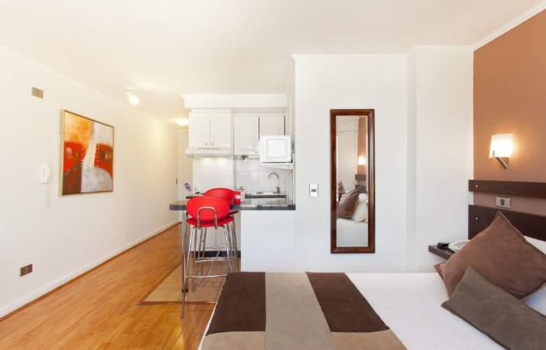 Apart Hotel Cambiaso - Room - 6