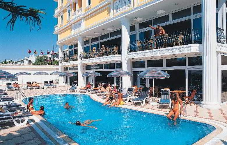 Antik Hotel / Alanya - Pool - 13