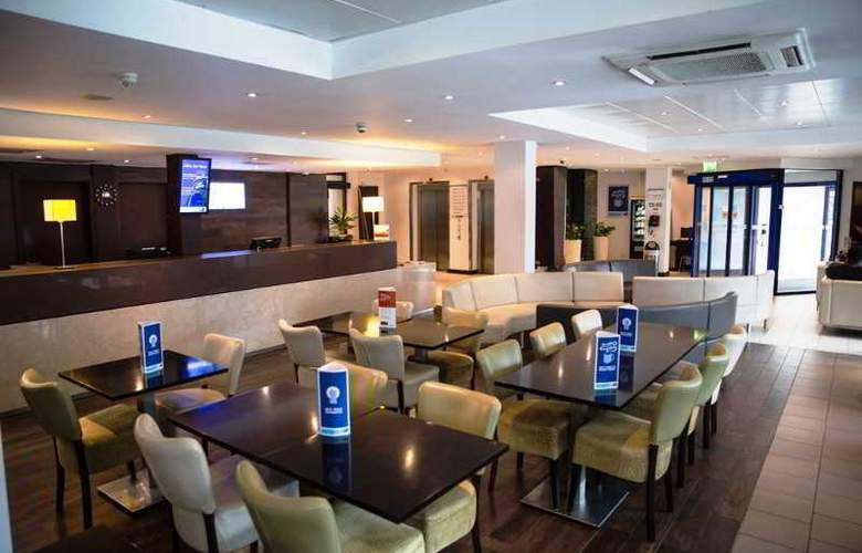Holiday Inn Express London Stratford - Restaurant - 31