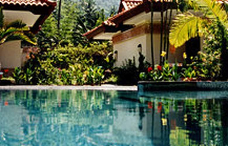 Graha Senggigi - Pool - 8