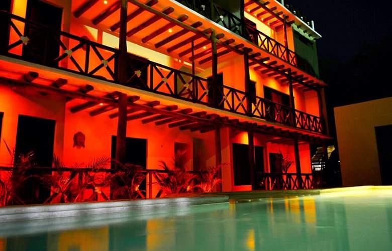 La Constanza de Rulo - Hotel - 3