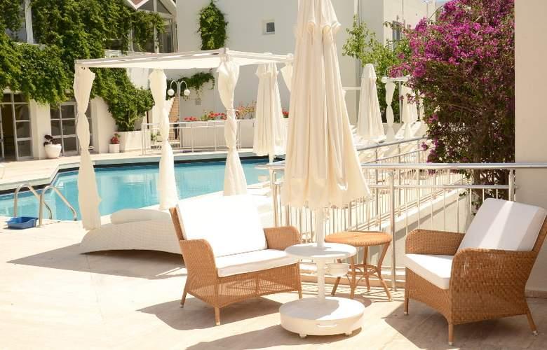 Bodrum Eos hotel - Terrace - 8