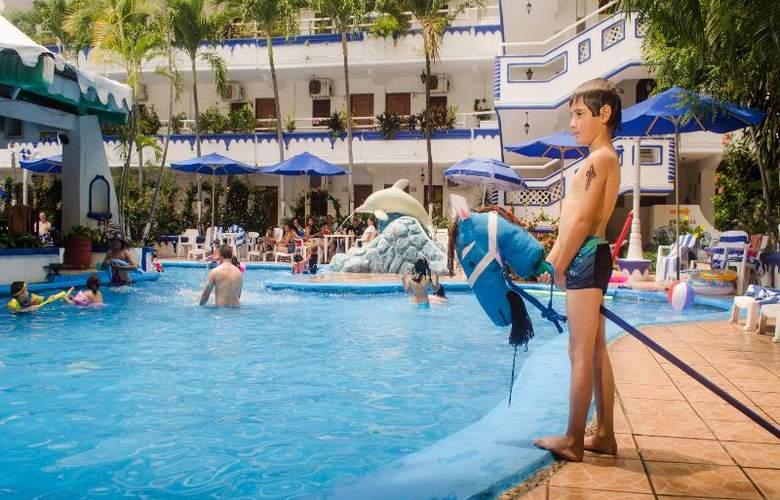 Club Fiesta Mexicana Beach - Pool - 18