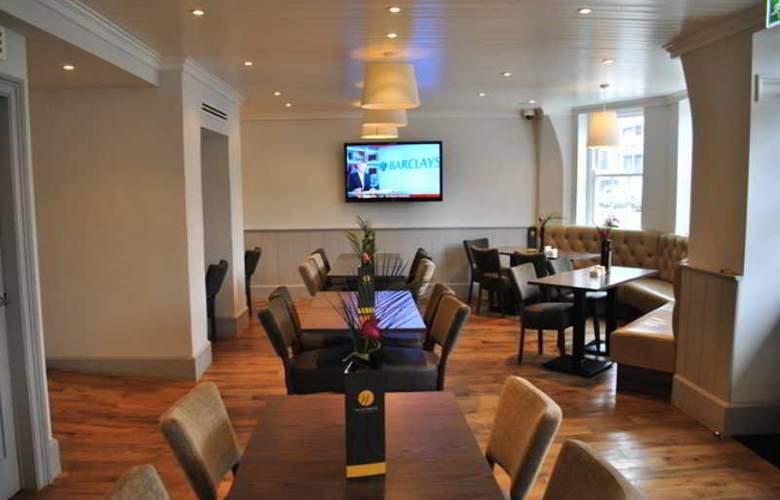 The Westbridge - Stratford London - Restaurant - 13