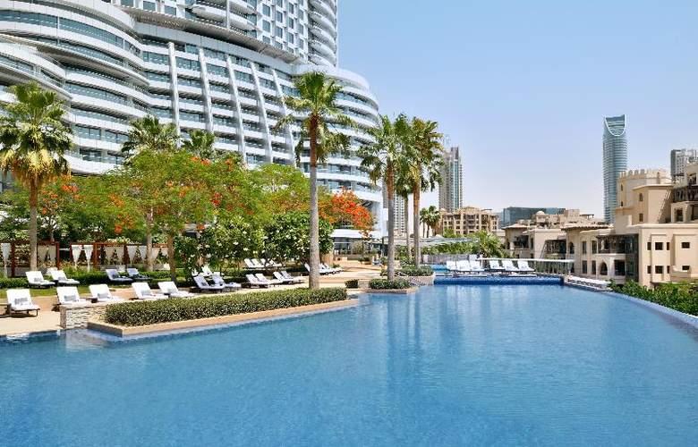 The Address Downtown Dubai - Pool - 19