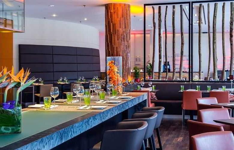 Radisson Blu Hotel Berlin - Restaurant - 15