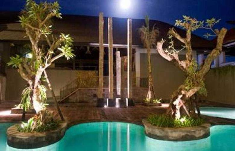 The Oasis Lagoon Sanur - Pool - 5