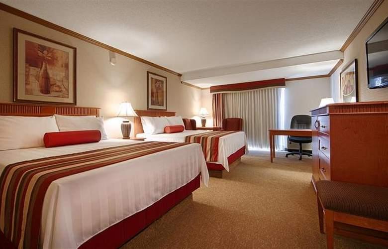 Best Western Port O'Call Hotel Calgary - Room - 105
