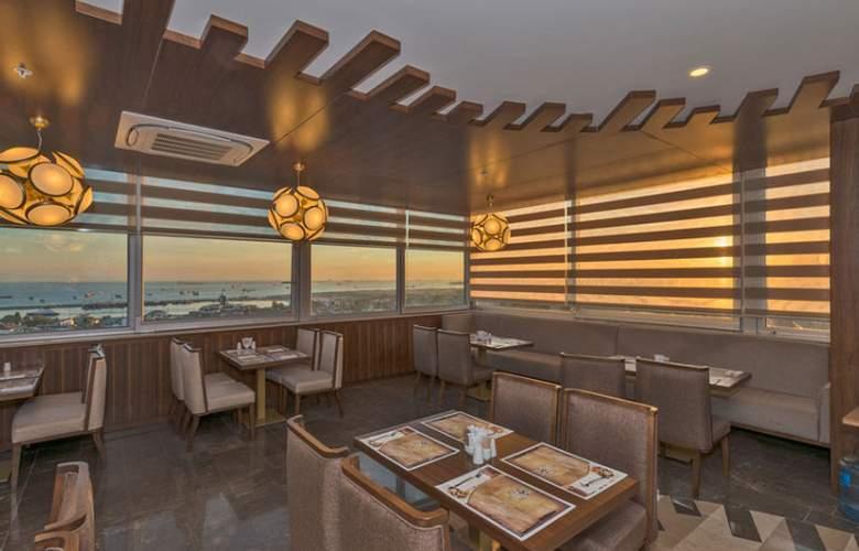 Bekdas Hotel Deluxe - Restaurant - 83