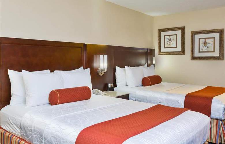 Best Western Plus Miramar - Room - 36
