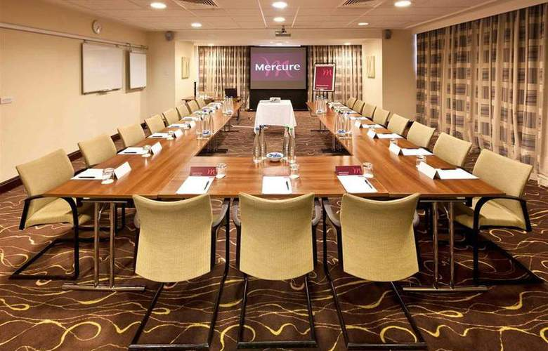 Mercure Manchester Piccadilly - Conference - 36