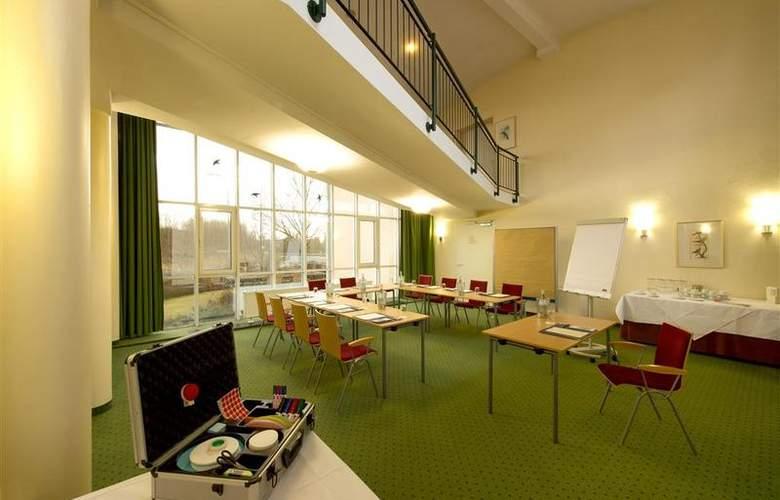 Best Western Premier Hotel Villa Stokkum - Conference - 62