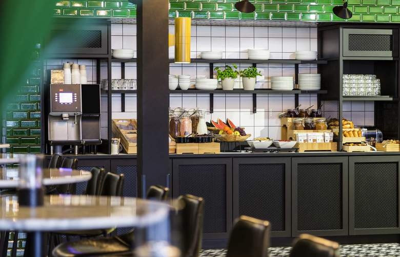 Ibis Styles Amsterdam Airport - Meals - 4