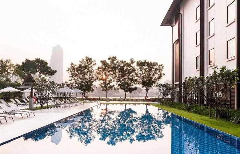Ibis Bangkok Riverside - Hotel - 16
