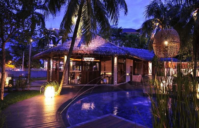 Villa Samadhi - Restaurant - 9