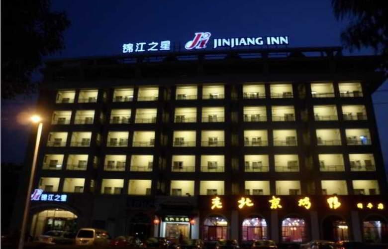 Jinjiang Inn (Tongfeng Road,Kunshan) - Hotel - 0