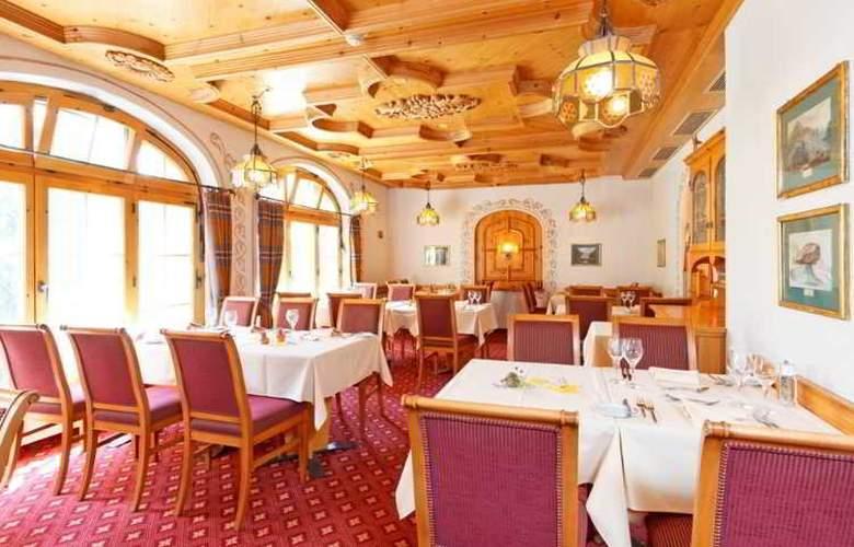Derby Grindelwald - Restaurant - 5