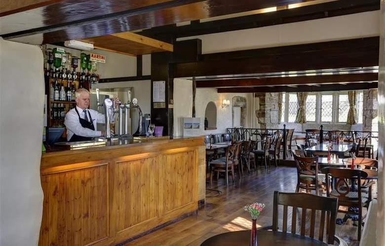 Best Western Walworth Castle Hotel - Bar - 83