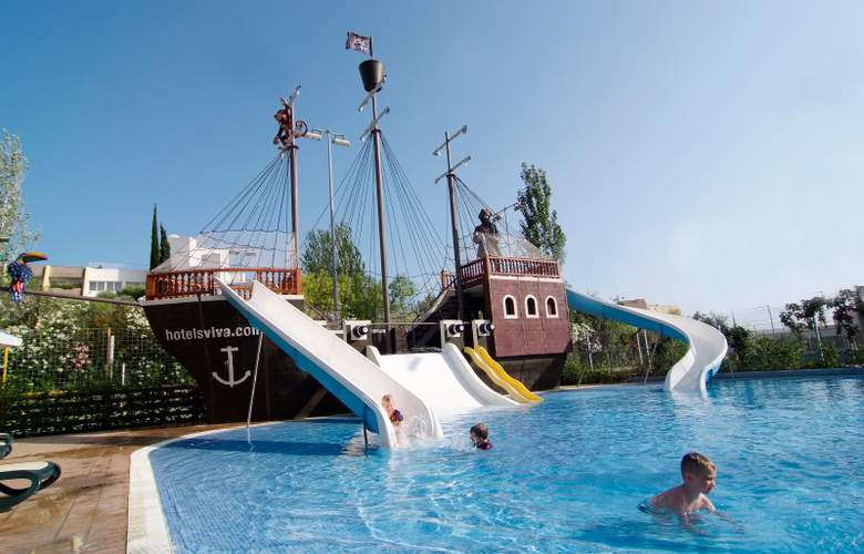 Zafiro Palmanova - Pool - 21