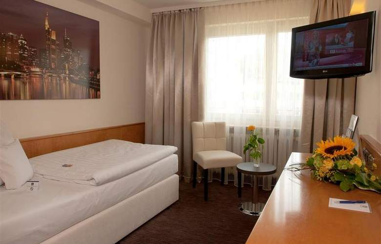 Best Western Hotel Domicil - Room - 58