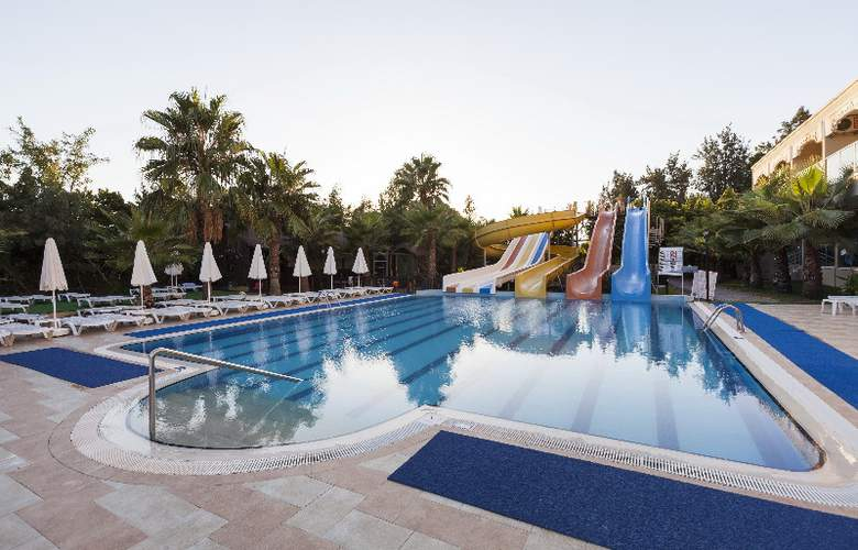 Sultan of Side - Pool - 6