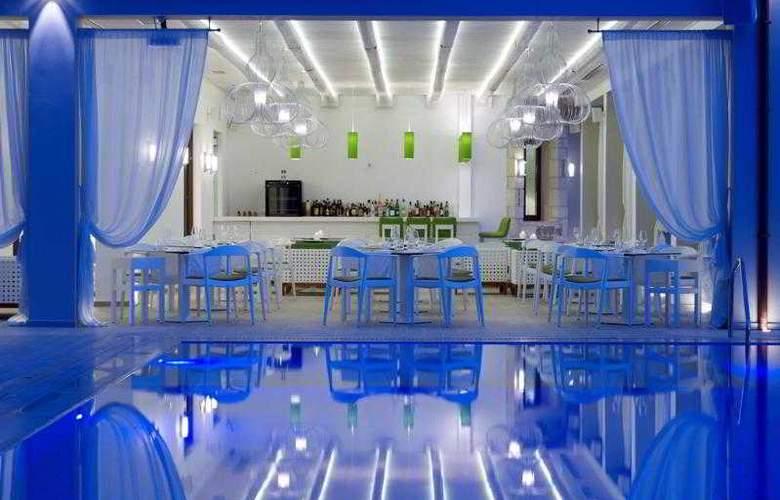 Salvator Villas & Spa - Restaurant - 7