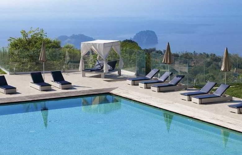 Nastro Azzurro & Occhio Marino Resort - Pool - 7