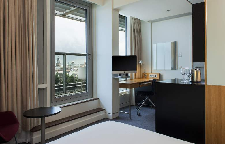 DoubleTree by Hilton Amsterdam Centraal Station - Room - 21