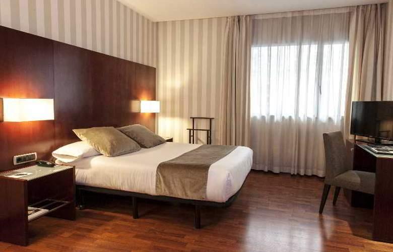 Zenit Barcelona - Room - 17
