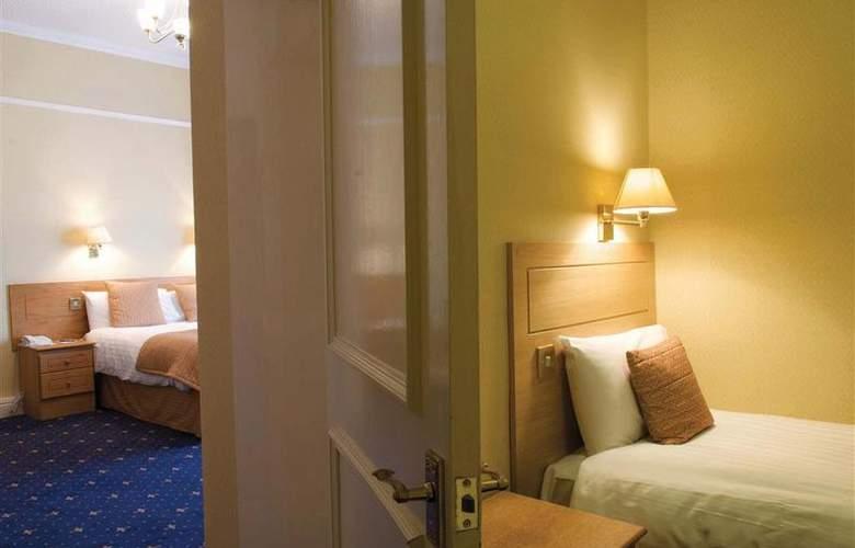 Best Western Glendower - Room - 113