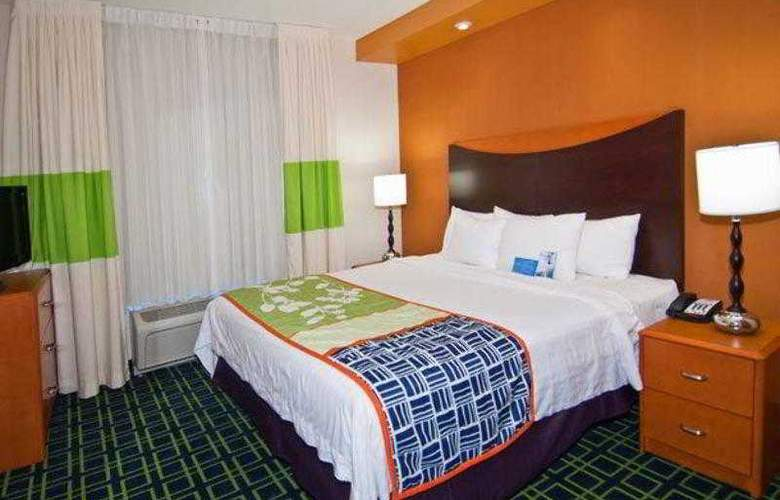 Fairfield Inn suites Oklahoma City - Hotel - 8