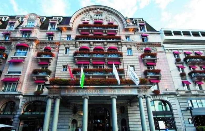 Lausanne Palace - Hotel - 1