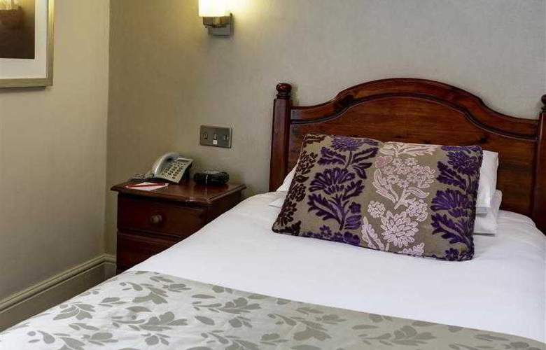 Best Western Westley - Hotel - 31