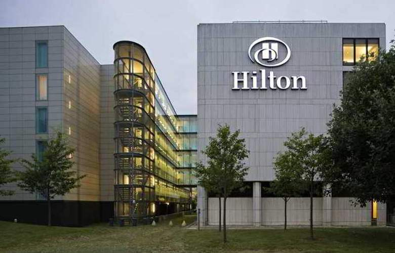 Hilton London Gatwick Airport - Hotel - 17