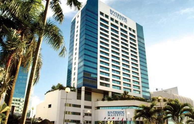 Riverside Majestic Hotel Kuching - General - 1
