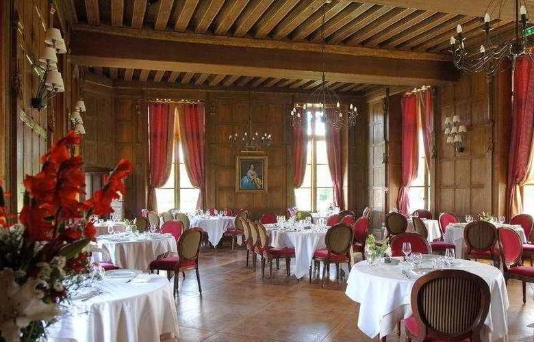 Chateau d'Augerville - Restaurant - 7