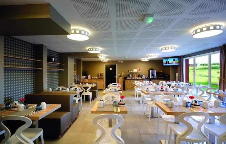 Appart' City Elegance Reims - Restaurant - 2