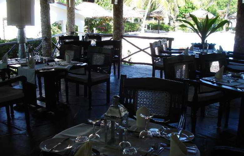 Villas Watamu Resort - Restaurant - 10