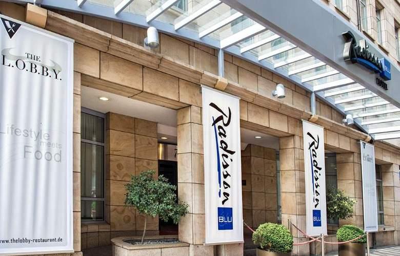 Radisson Blu Hotel Bremen - Hotel - 7